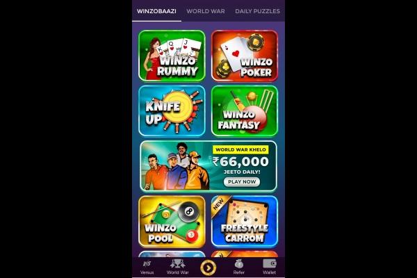 indian gaming platform winzo raises $65 million 483442