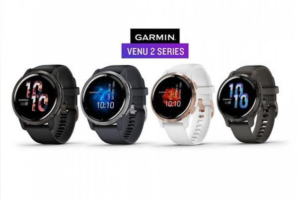 garmin launches 2 venu series smartwatches in india 483766