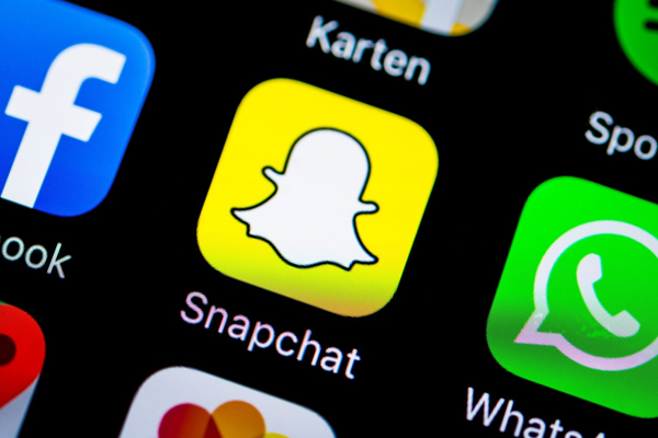 snapchat reaches 293 mn daily users 485698