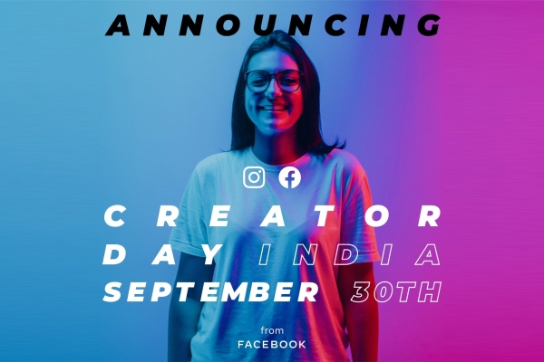 instagram and facebook announce creator day india 491504