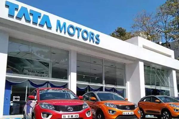 tata motors group yoy q2fy22 global wholesales up 24 percent 493342