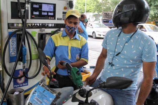 fuel rates hiked again petrol at rs 10619 a litre in delhi 494175