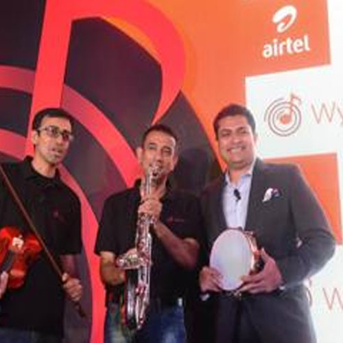 Bharti Airtel launches music streaming app Wynk