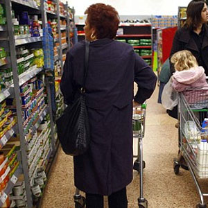 Consumer inflation 8.10 percent