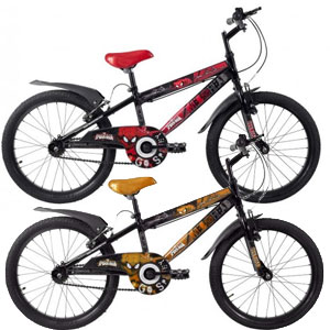 Bicycles for children come Hero Disney brand