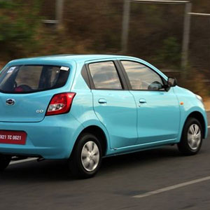 Datsun Go hatchback launched at a starting price of Rs 3.12 lakh