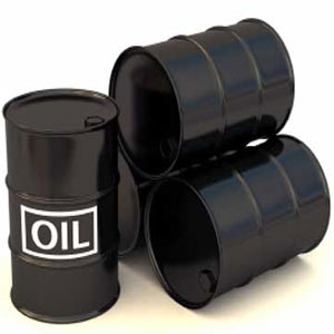 Oil price dollars a barrel 105.50