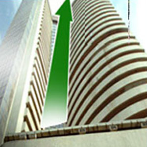 sensex goes up by 30 points