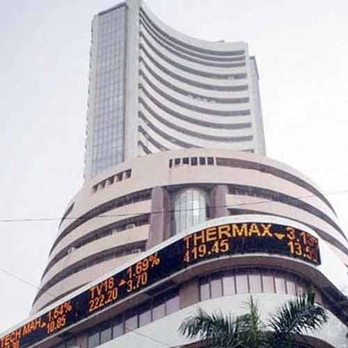 Stock markets fell in early trading