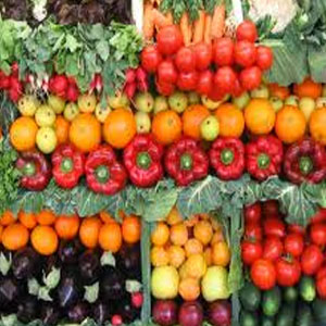 India is the Second Largest Producer of Fruits and Vegetables