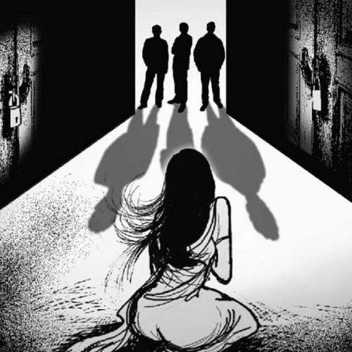 Gangrape with wife, killed husband in UP - Crime News in Hindi