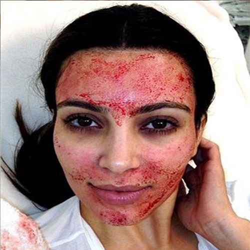 ajabgajab amazing! can you believe these type of facials - OMG News in Hindi