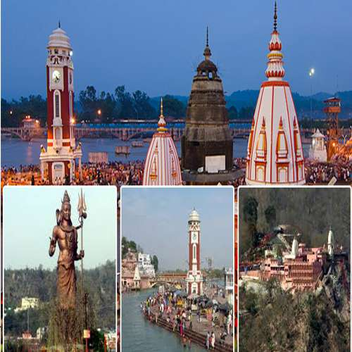 astrology haridwar is the temple of god scattered abroad - Astrology in Hindi