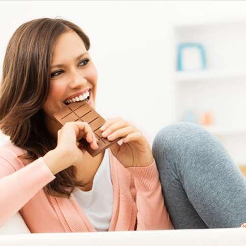 फिट रहने में वसायुक्त चॉकलेट और मांस अधिक मददगार