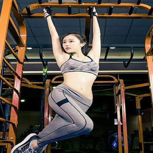 ajabgajab amazing  gym devi stole every one heart  in china must read - OMG News in Hindi