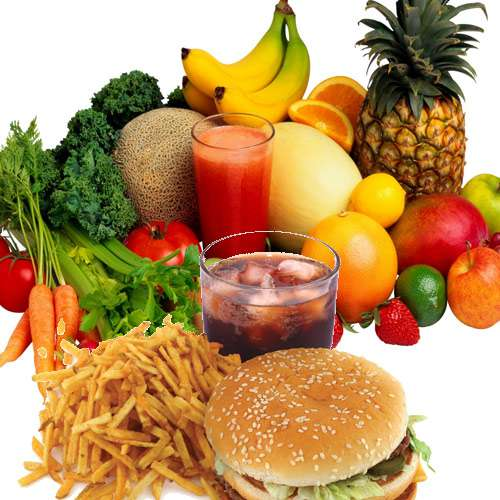 how to avoid junk food essay