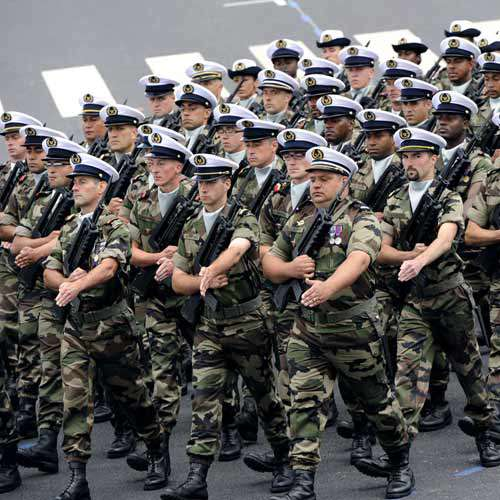 news french military contingent republic day parade will involve - India News in Hindi