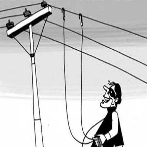 Rajasthan: six and half million electricity theft - India News in Hindi