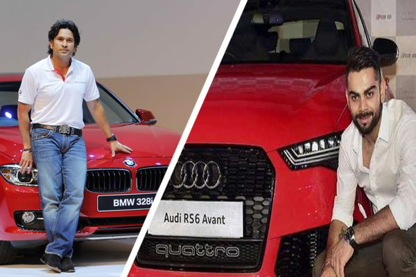 Your Favourite Cricketers and their Luxury cars - Lucknow News in Hindi