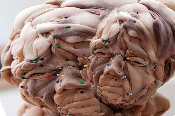 ajabgajab amazing artist made nude sculpture with used nylon stockings must read - OMG News in Hindi