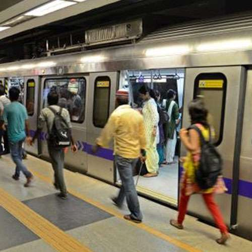 Amount of time spent in Delhi metro station will depend on cost of ticket - India News in Hindi