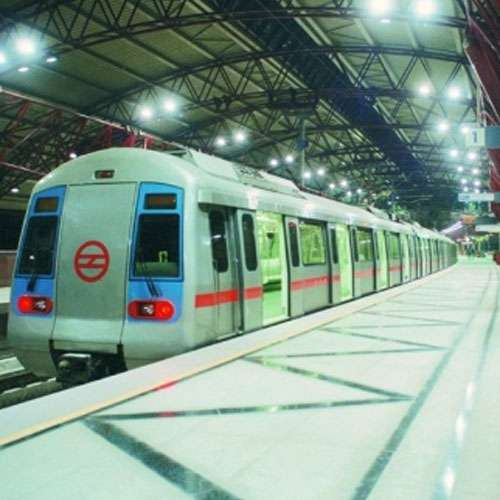 Amount of time spent in Delhi metro station will depend on cost of ticket - News in Hindi