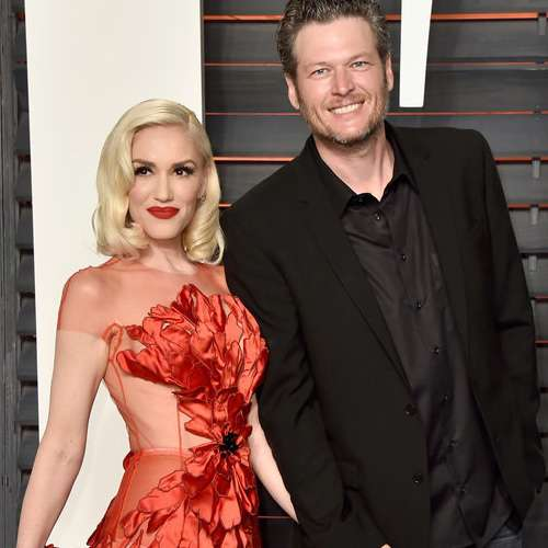Gwen Stefani says Blake Shelton as her god gift - Hollywood News in Hindi