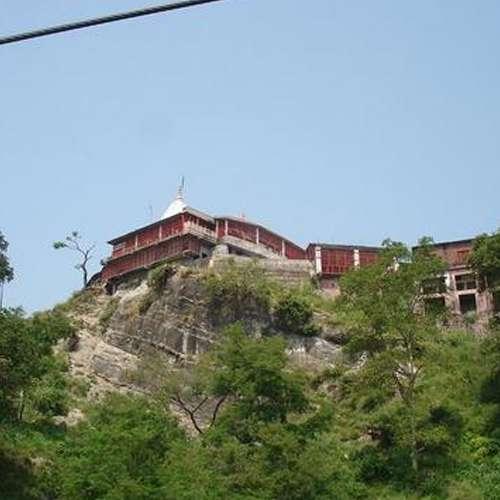 हरिद्वार में है भटके हुए देवता का मंदिर