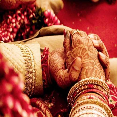 Even the dead is married off with grand celebration here - News in Hindi