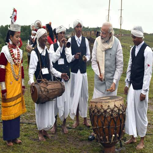 PM The cleanest village Mawlynnong in Asia - Shillong News in Hindi