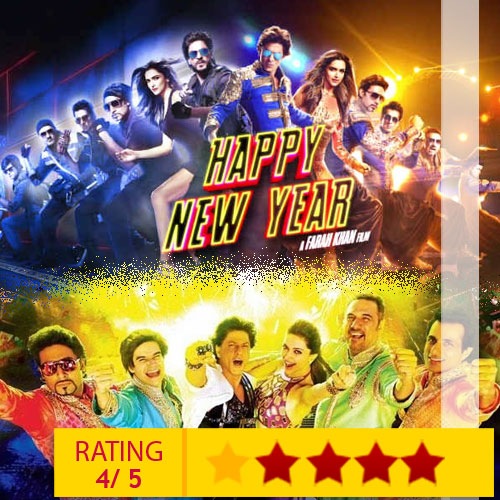 review of happy new year hindi movie