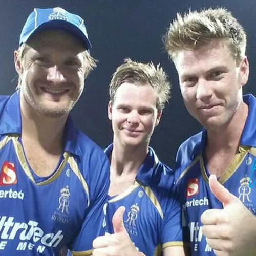 sports rajasthan royal incomplete in ipl without watson smith and faulkner - Sports News in Hindi
