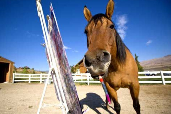 which-is-a-horse-paintings-1-1367667288 - OMG News in Hindi