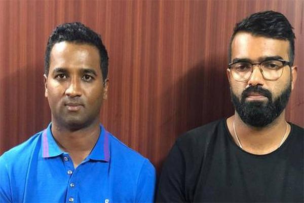 CM Gautam, Abrar Kazi arrested for match-fixing