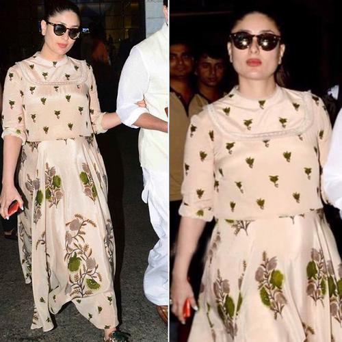 Kareena Kapoor Khan`s 7 maternity fashionable moments