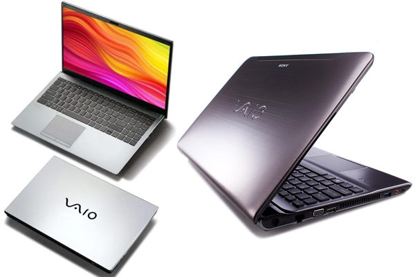Vaio launched E15 and SE 14 laptops in India with 5 advanced features