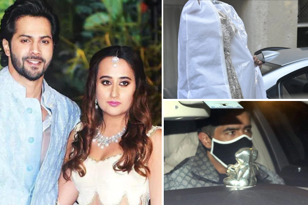 Varun Dhawan and Natasha Dalal wedding preparations, know full details