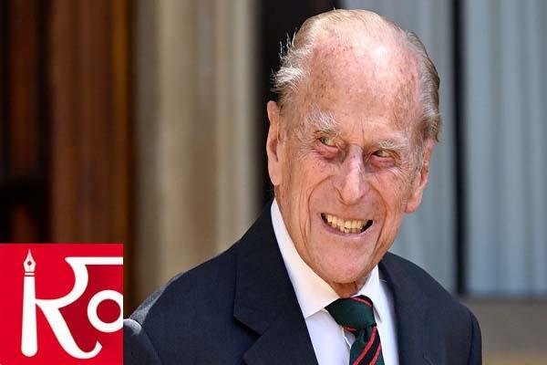 At The Age Of 99, Britain Queen Elizabeth II Husband Prince Philip Dies