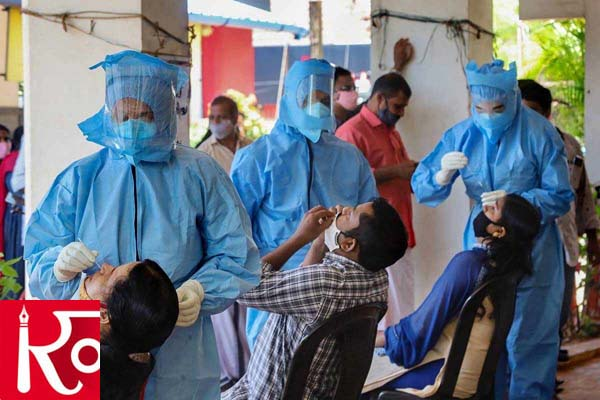 India Records Over 1.68 Lakh New COVID-19 Cases In Last 24 Hours