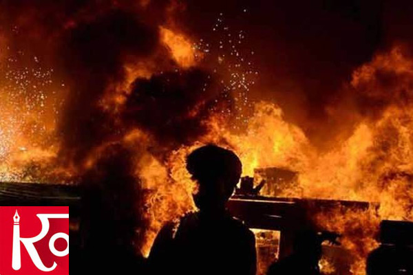 Fire Broke Out At Prime Criticare Hospital In Thanes Mumbra