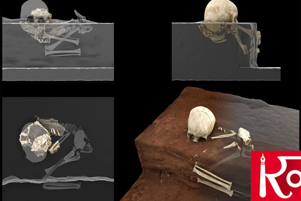 Africa 78,000 Year Old Grave Unearthed: Found A 3-Year Old
