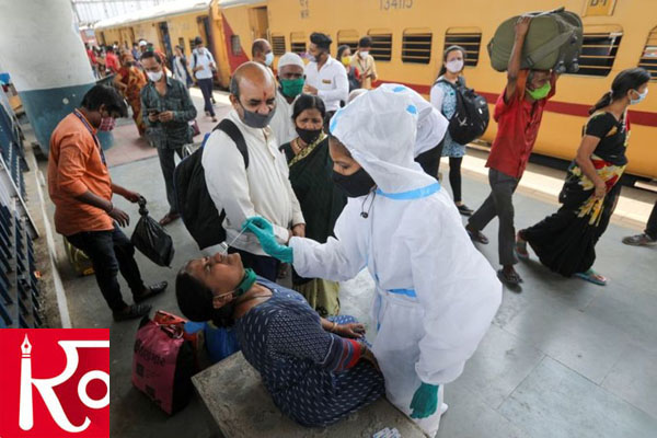 India Recorded 1,27,510 New Covid-19 Cases And 2,795 Deaths, In Last 24 Hours