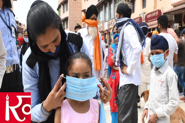 INDIA REPORTED 42,766 NEW COVID-19 CASES AND 1,206 DEATHS IN LAST 24 HOURS