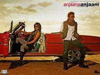 Anjaana Anjaani Wallpapers