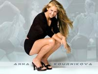 Anna Kournikova, Anna Kournikova Wallpapers Wallpapers