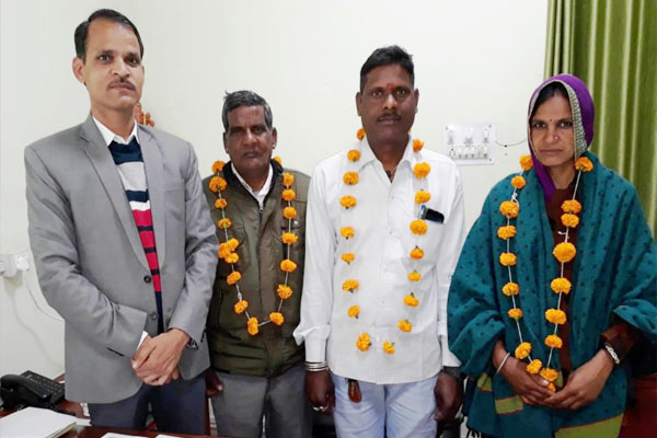 Two tribal representatives from Udaipur to be included in the Republic Day celebrations to be held in New Delhi - Udaipur News in Hindi