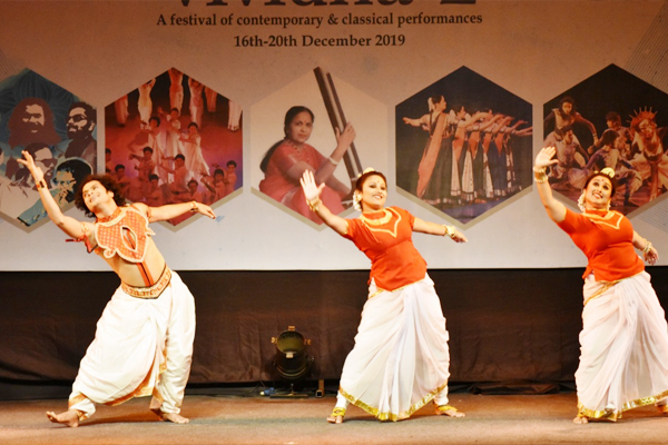 Unique performance of dance drama based on Rabindranath Tagore poem The Child in JKK - Jaipur News in Hindi