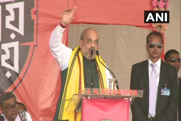 Amit Shah targeted Mamata Banerjee, said - no Shahzada can become the Chief Minister of Bengal - India News in Hindi