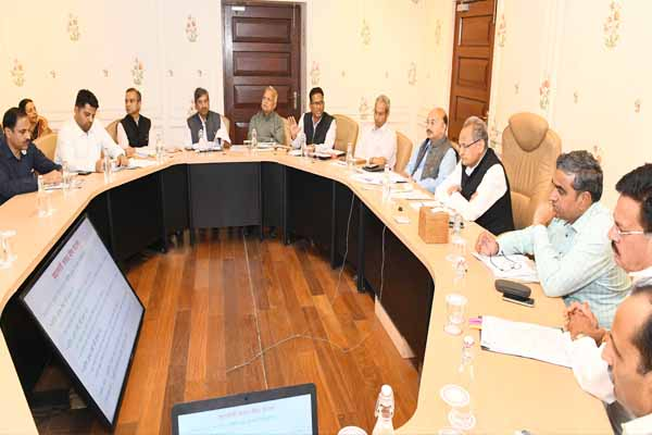 Chief Minister Ashok Gehlot said, Farmers get compensation in natural disasters at the earliest - Jaipur News in Hindi