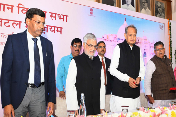 CM Ashok Gehlot said New generation will get information about the glorious history of the state - Jaipur News in Hindi